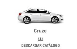 Catálogo Chevrolet Cruze