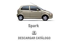 Catálogo Chevrolet Spark