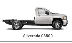 Chevrolet Silverado C3500