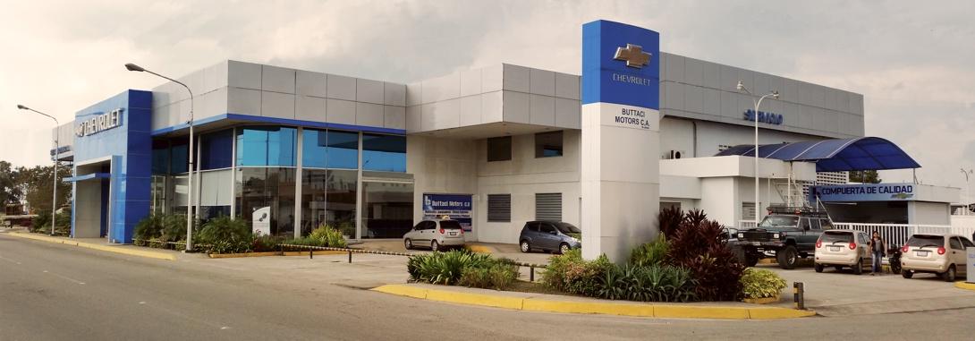 Buttaci Motors C.A. es vehículos, repuestos y servicios Chevrolet