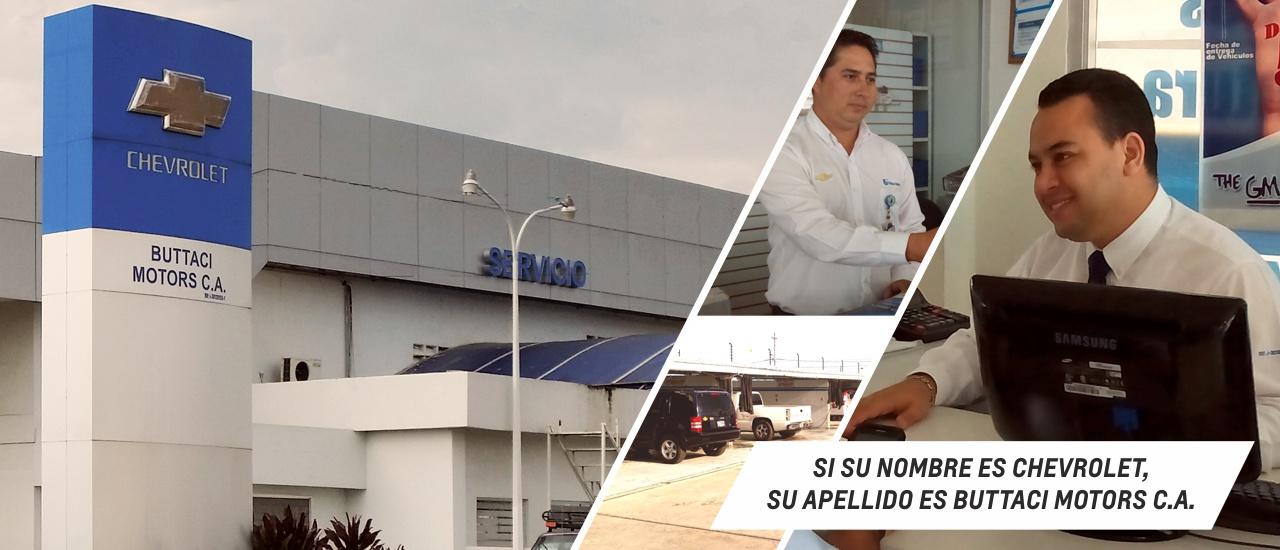 Su Concesionario Chevrolet en el Occidente Venezolano