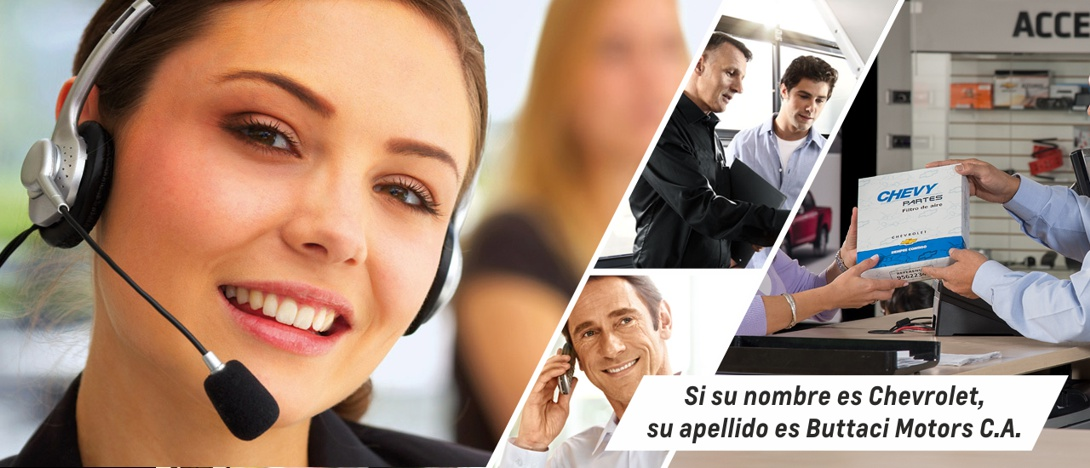 Contacto con Buttaci Motors C.A.