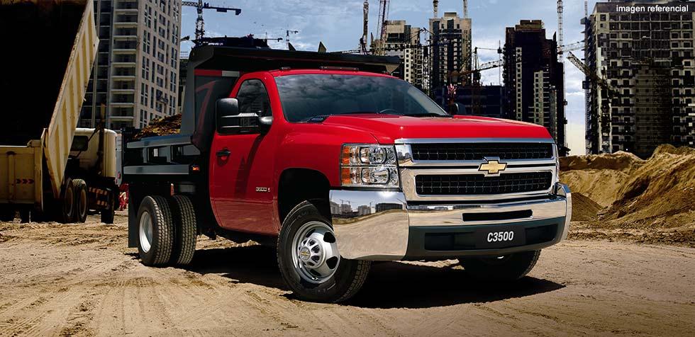 C3500 | Si su nombre es Chevrolet, su apellido es Buttaci ...
