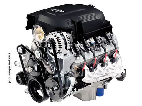 Motor Chevrolet C3500