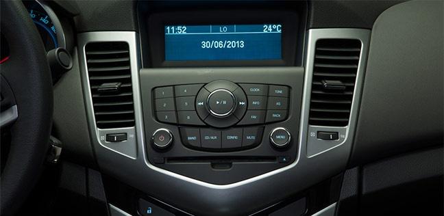 Audio Chevrolet Cruze