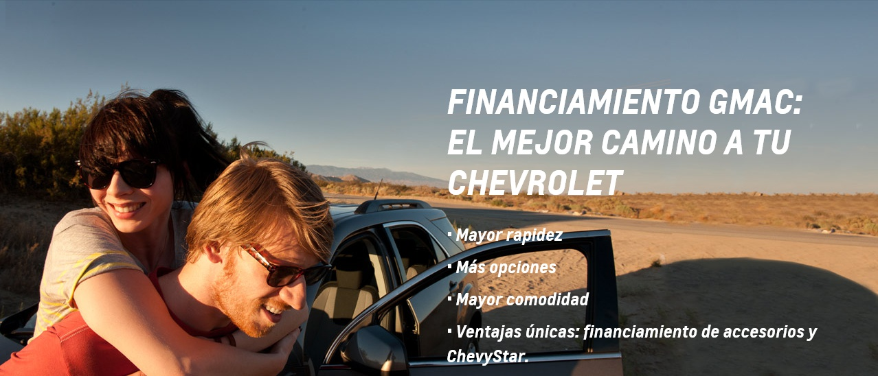 Financiamiento GMAC