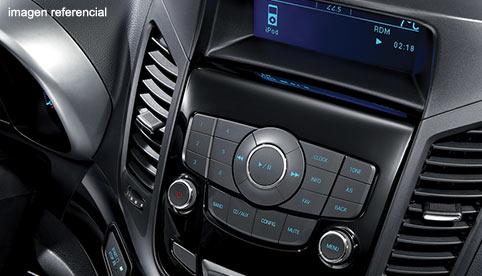 Tecnología de la Chevrolet Orlando